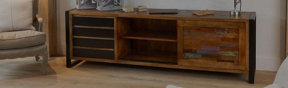 Wooden Buffet Sideboard
