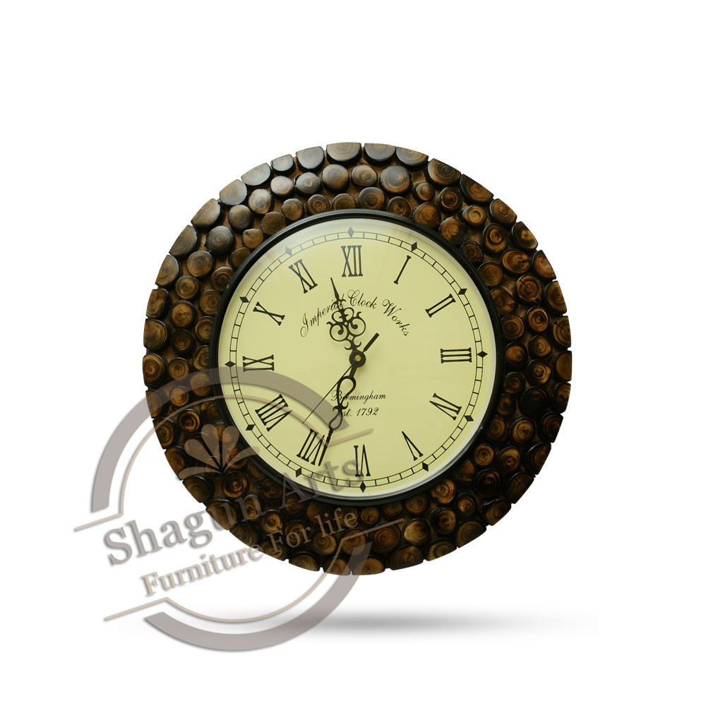 Decorative Woodden Wall clock