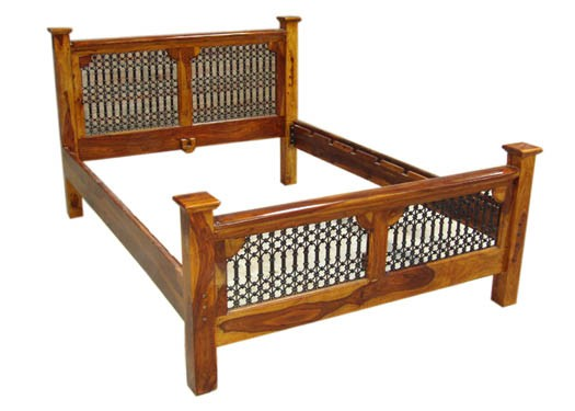 Venus Solid Wood Bed iran jali bed