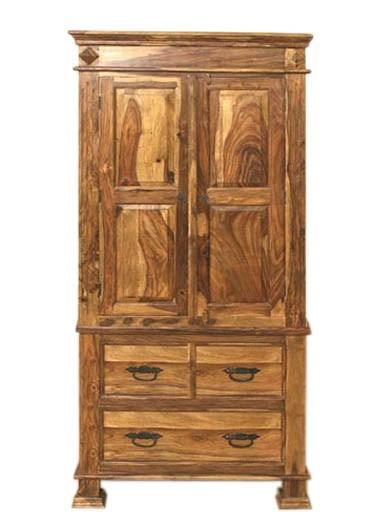 Abbey Solid Wood 2 Door