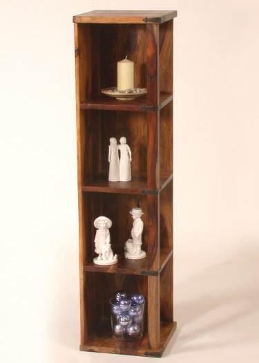 Bahama Display Unit  Book Shelf
