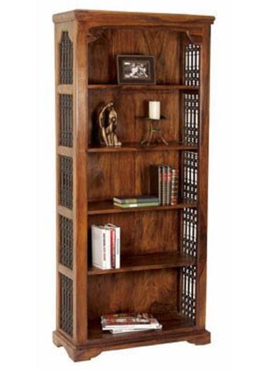 Alvin Solid Wood Book Shelf