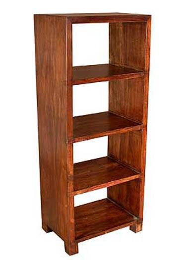Enkel Solid Wood Book Shelf