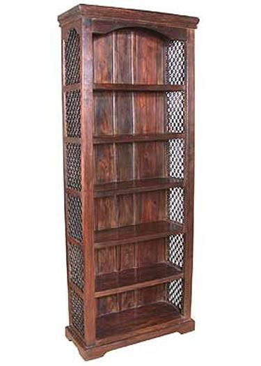 Stanfield Solid Sheesham Wood Book Shelf