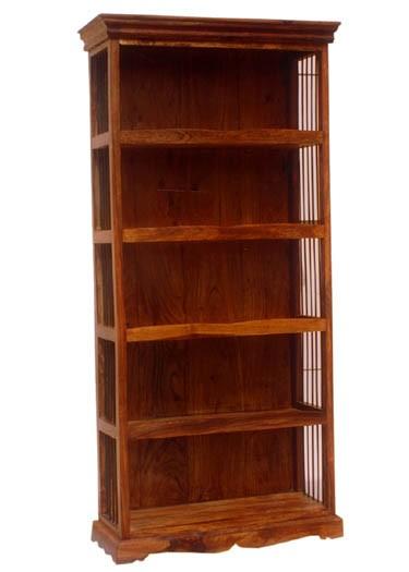 Solid Wood Abbey Book Shelf