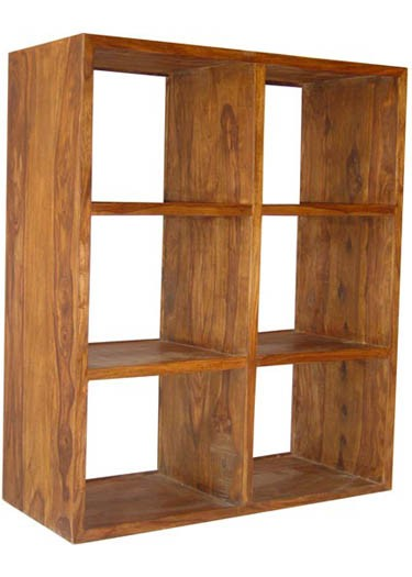 Hayao 6 Cube Book Shelf