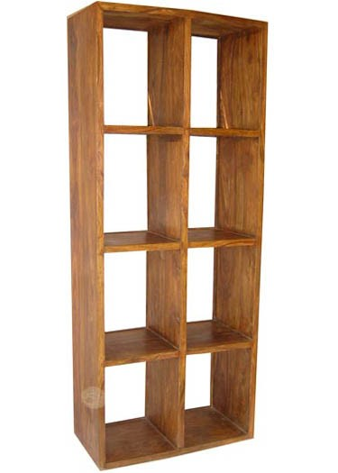Hayao 8 Cube Book Shelf