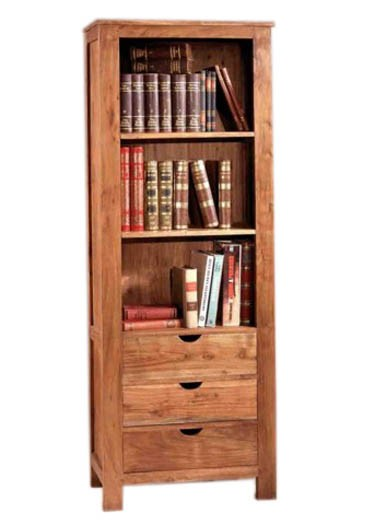 Hayao 3 Tier Book Shelf