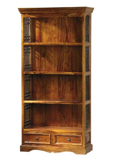 Abbey Solid Book Shelf