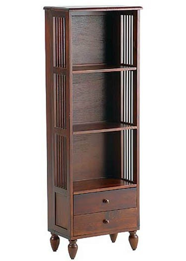 Homer Solid Wood Book Shelf