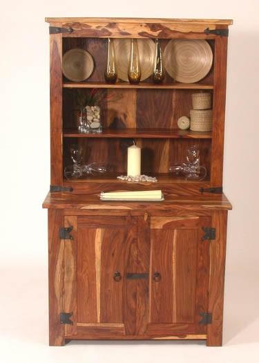 Solid Wood Aelita Kitchen Cabinet