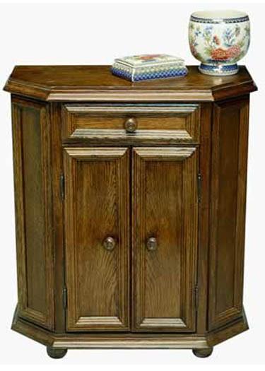 Martin Solide Sheesham Wood Double Door Crockery
