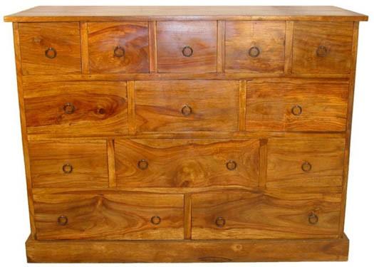 Galina Solid Wood Drawer