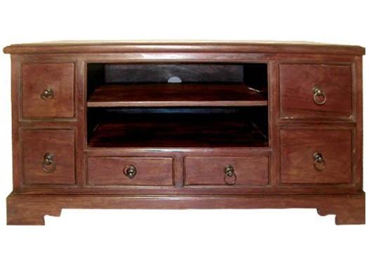 Paladin Solid Wood TV Unit