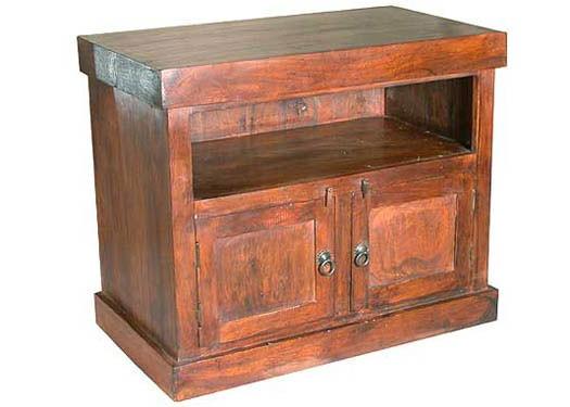 Carrock Solide Sheesham Wood Small Tv Unit