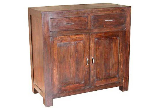 Melisandre Solid Wood Tv Unit