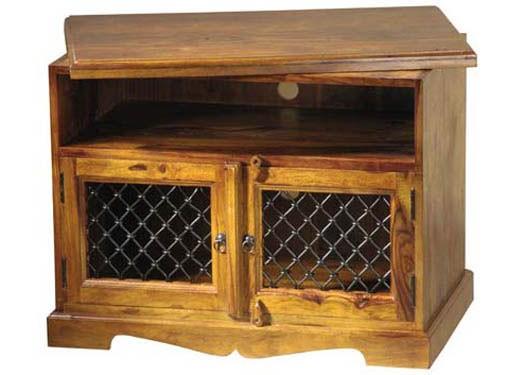 Reverie Solid Wood Tv Unit