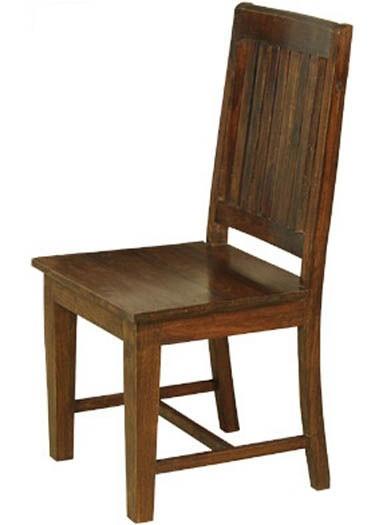Cambrey Solid Sheesham Wood Armchair