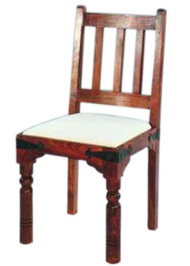 Aura Sheesham Wood Armchair