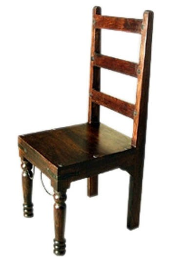 Cambrey Sheesham Wood Armchair