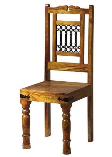 Cambrey Solid Wood Armchair