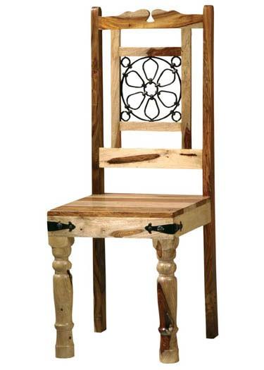 Zenith Solid Wood Armchair
