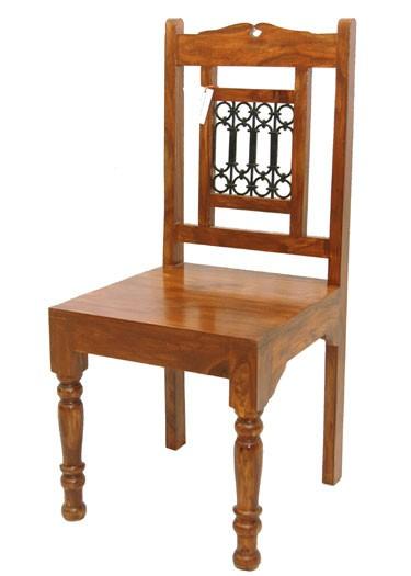 Pacino Solid Sheesham Wood Chair