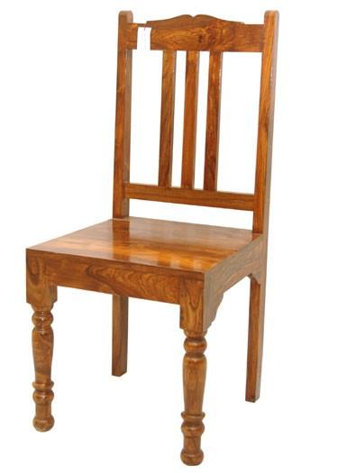 Segur Solid Sheesham Wood Armchair