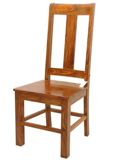 Zenith Sheesham Wood Armchair