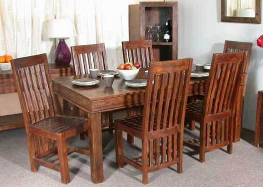 Hurtado 6 Seater Dining Table