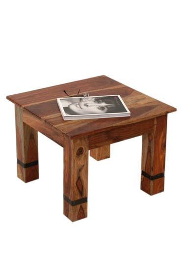 Aura Sheesham Wood Nest of Tables