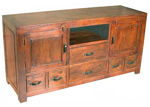 Carl Solid Wood Sideboard