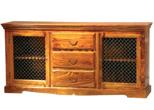 Dayna Wood Sideboard