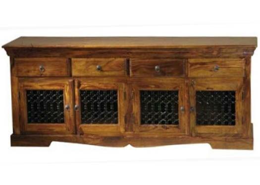 Dayna Sheesham Wood Sideboard