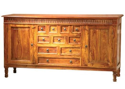 Carleson Solid Wood Sideboard