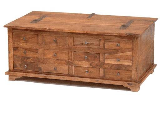 Akon Solid Wood Box