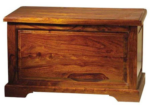 Stanfield Solid Wood Box