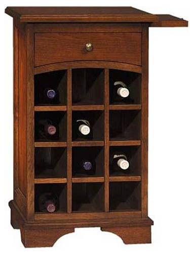 Garnetz Bar Cabinet