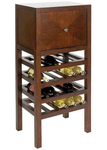 Mendel Bar Wine Rack