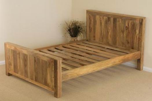 Emboss embonpoints Bed