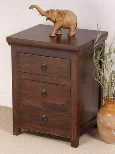 Stanfield Solid Sheesham Wood Bedside