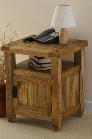 Willock Bedside Table