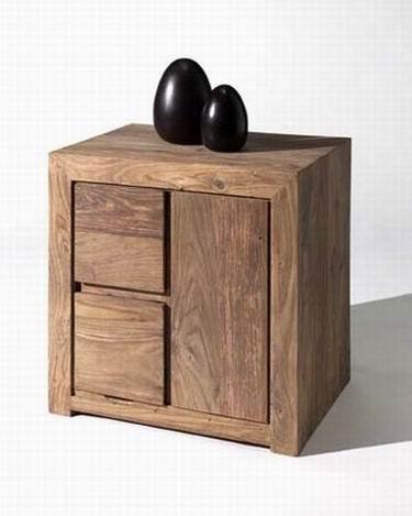 Tapan Solid Sheesham Wood Cabinet