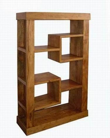 Arundel Solid Wood Book Shelf