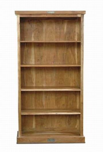 Louis Sheesham Wood Book Shelf