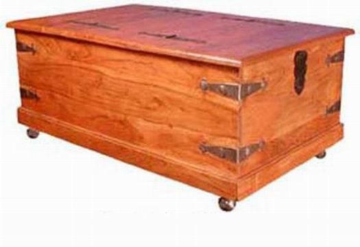 Easton Solid Wood box