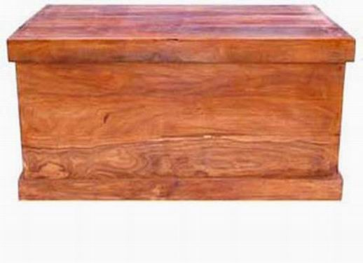 Woodway Solid Wood Box