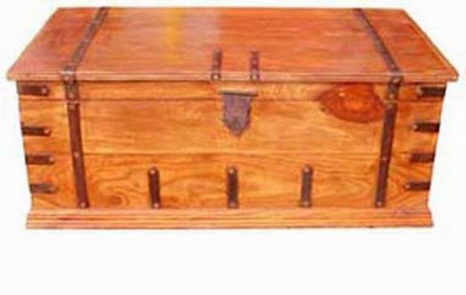 Verona Solid Wood  Box