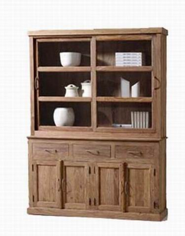 Aelita Solid Wood  Kitchen Cabinet