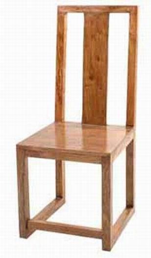 Joan Solid Wood Armchair